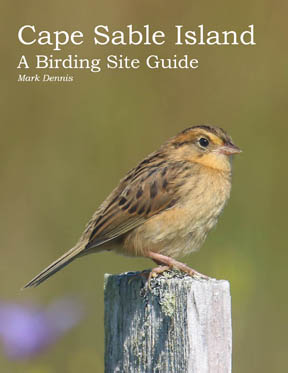 Cape Sable Birding Click on the pic to get the book